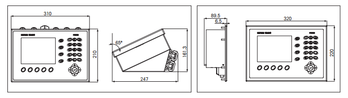一种是利用半导体材料的体电阻做成粘贴式应变片,称为半导体应变片